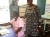 Sister Melania and Nurse Matron Sr. Changata